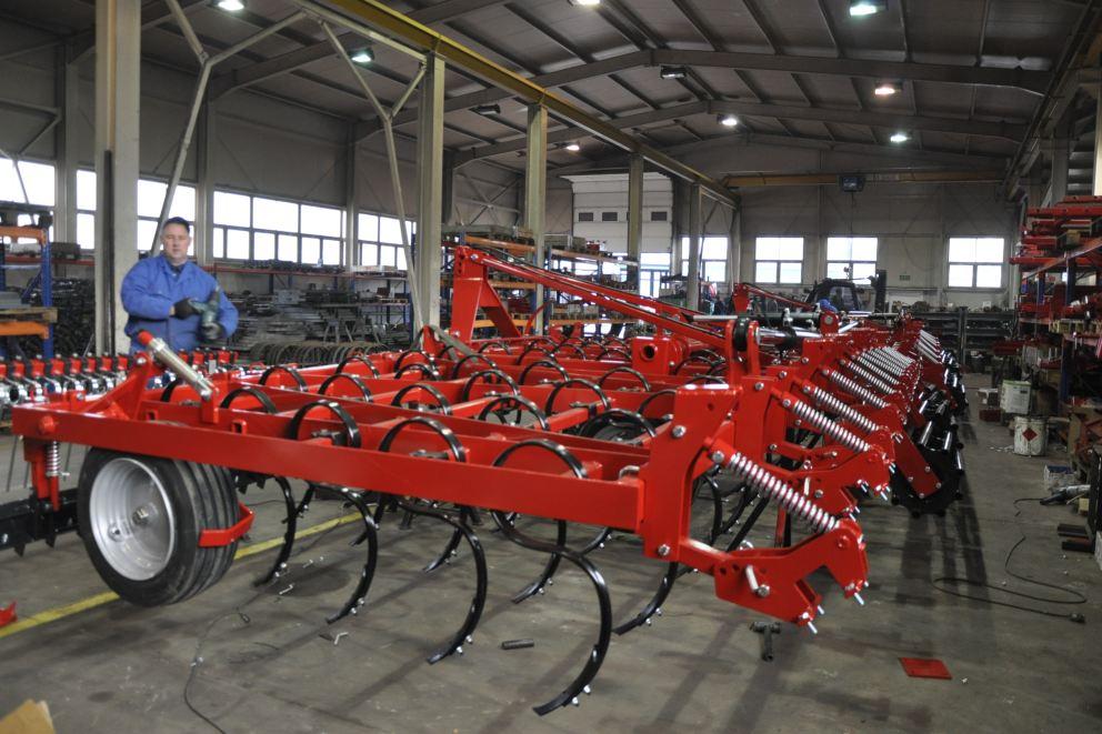 EXPOM – Maszyny rolnicze – Krośniewice
